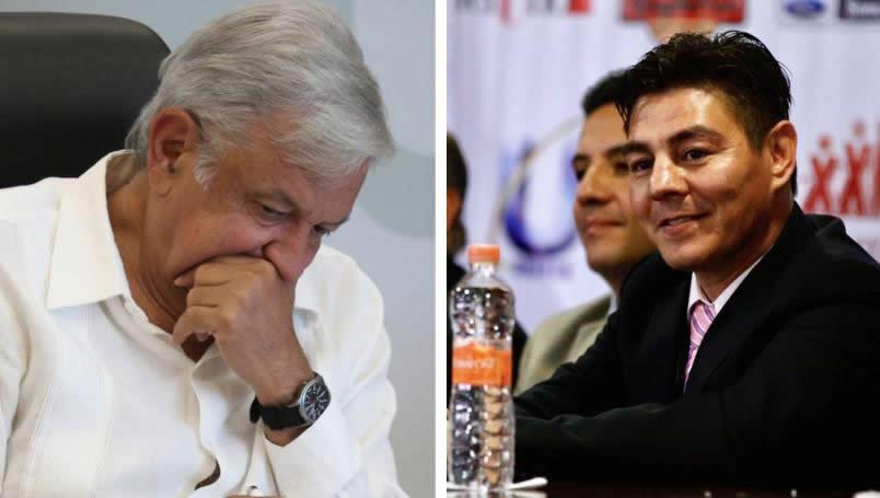 Travieso Arce se disculpó con AMLO: 'Me sentí desprotegido'