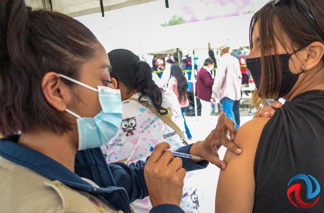 Aplicaron 142 vacunas durante la jornada de hoy en Tijuana