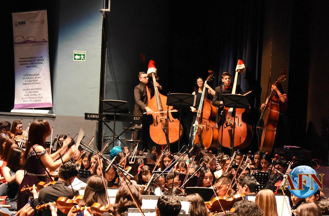 ´´Bienvenida la Navidad con la Sinfónica