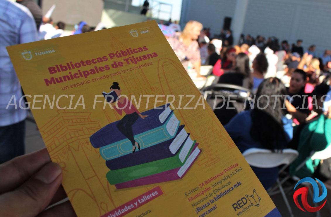 Brinda certeza a Bibliotecas el reconocimiento de municipalidad