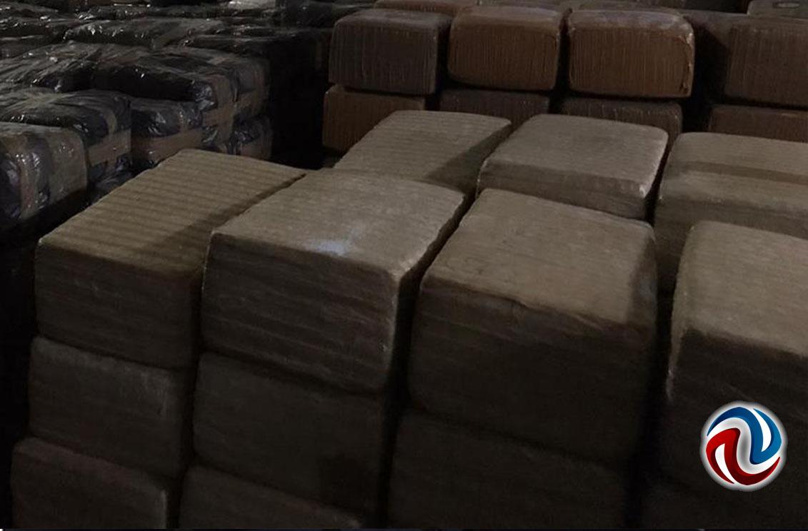 Detectan droga oculta en artículos de aseo
