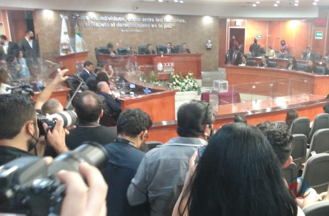 Instalan la 24 Legislatura del Estado de Baja California