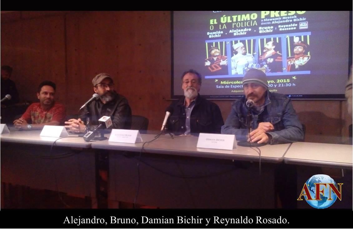 La dinastía Bichir se presentará en Tijuana