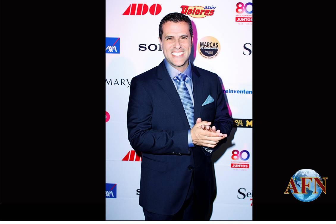 Marco Antonio Regil reaparece como conductor de Venga La Alegría