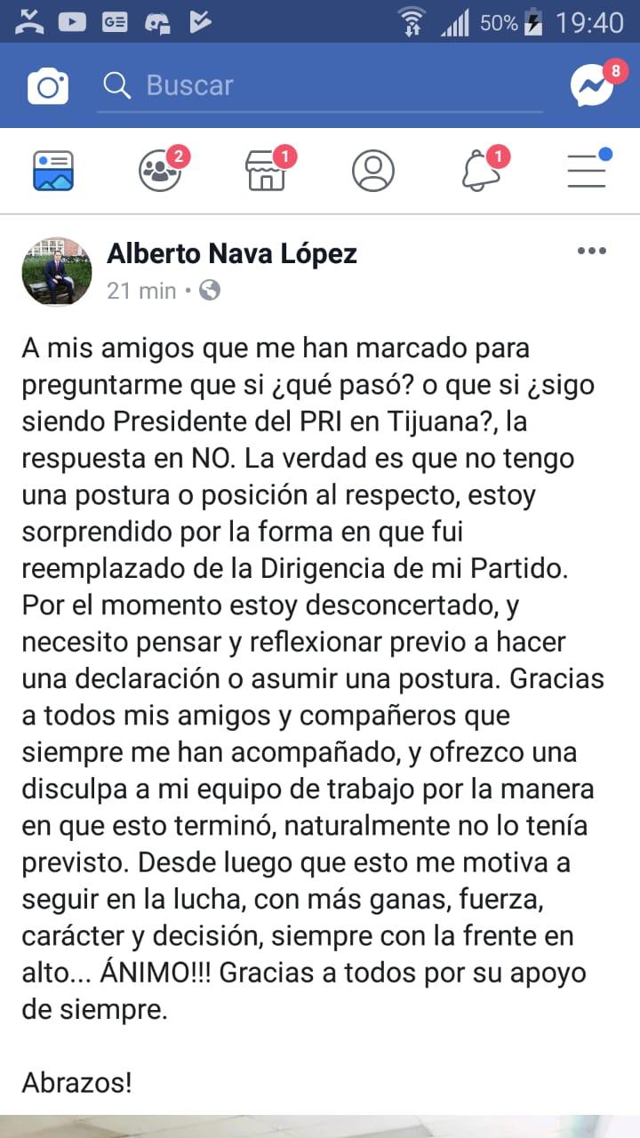 Resultado de imagen para joven Nava López AFN
