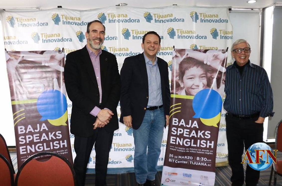 Realizarán foro Baja Speak English