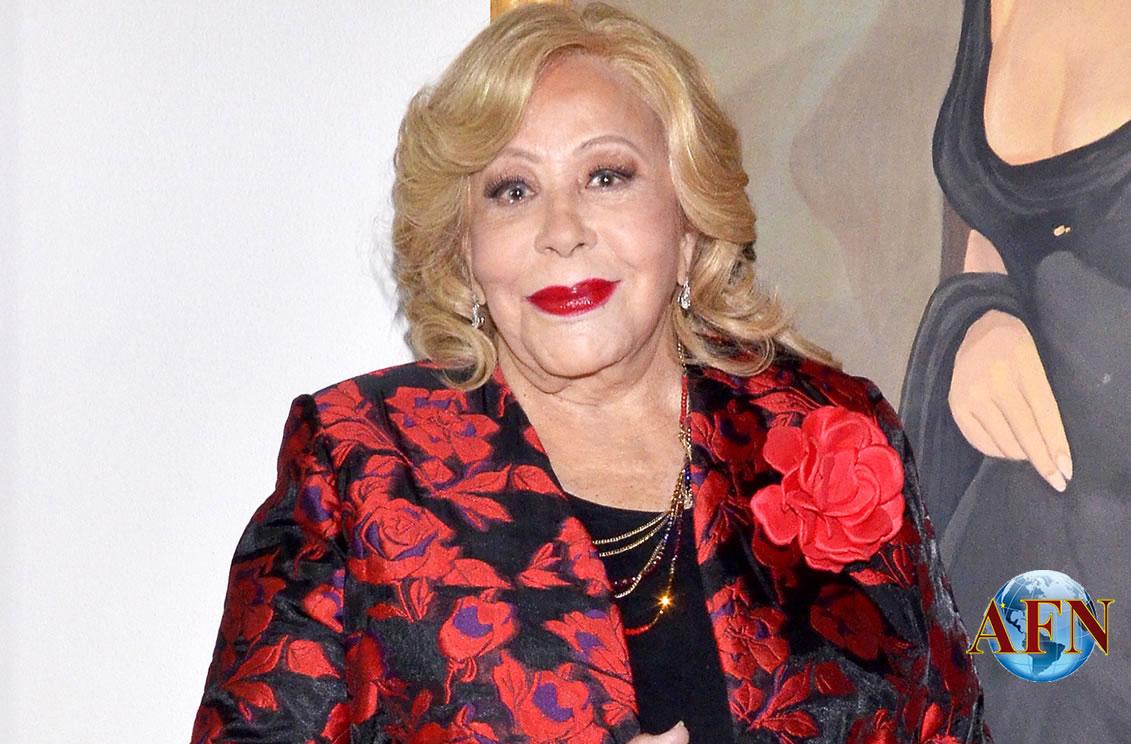 Silvia Pinal aclara: Sin resentimientos con Luis Miguel
