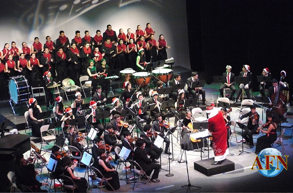 Sinfónica Juvenil de Tijuana presentará Gala Navideña