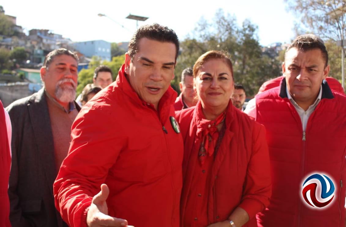 Gobierno Federal sin resultados: Alejandro Moreno