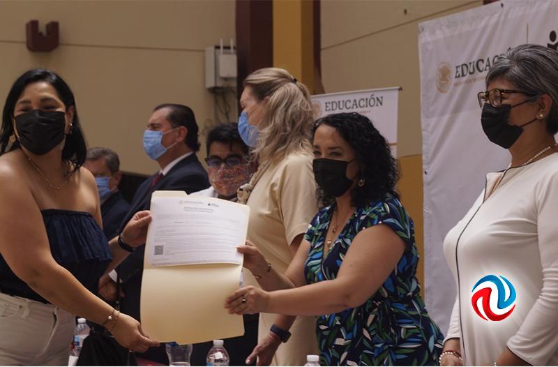 Celebraron el 40 Aniversario del INEA en Rosarito