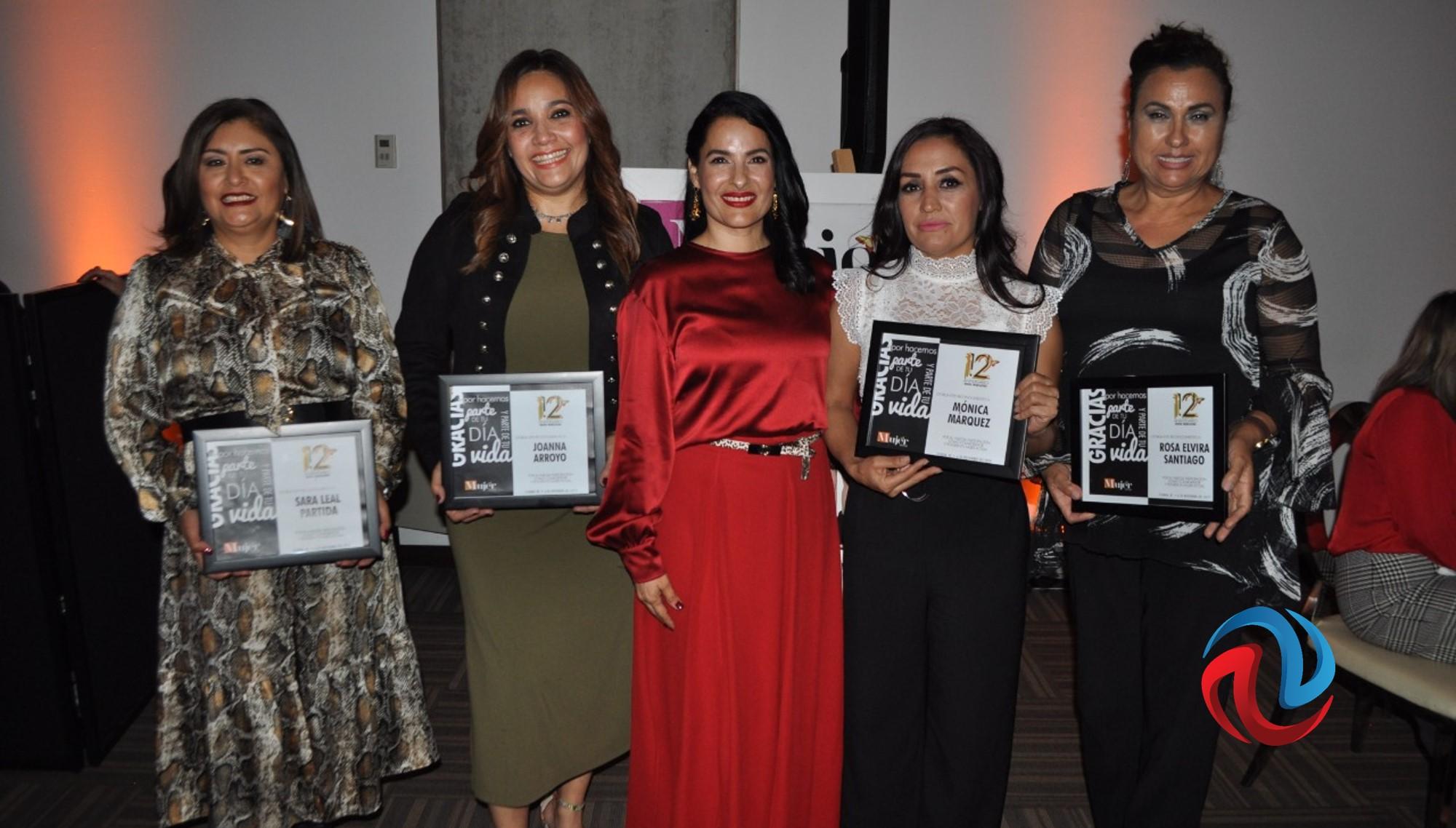 Celebraron 12 Aniversario de Mujer actual