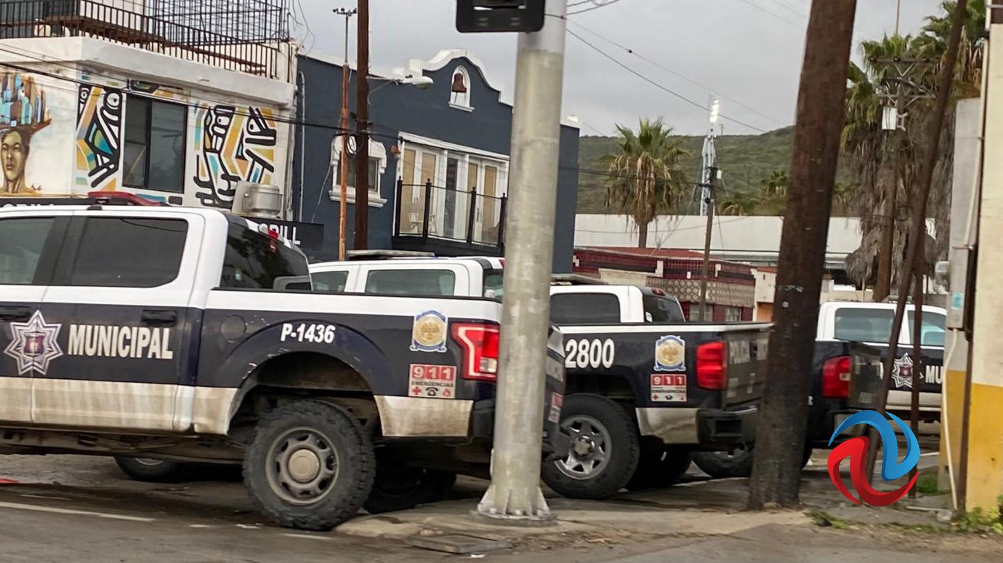 Aparatoso operativo en Garita de San Ysidro