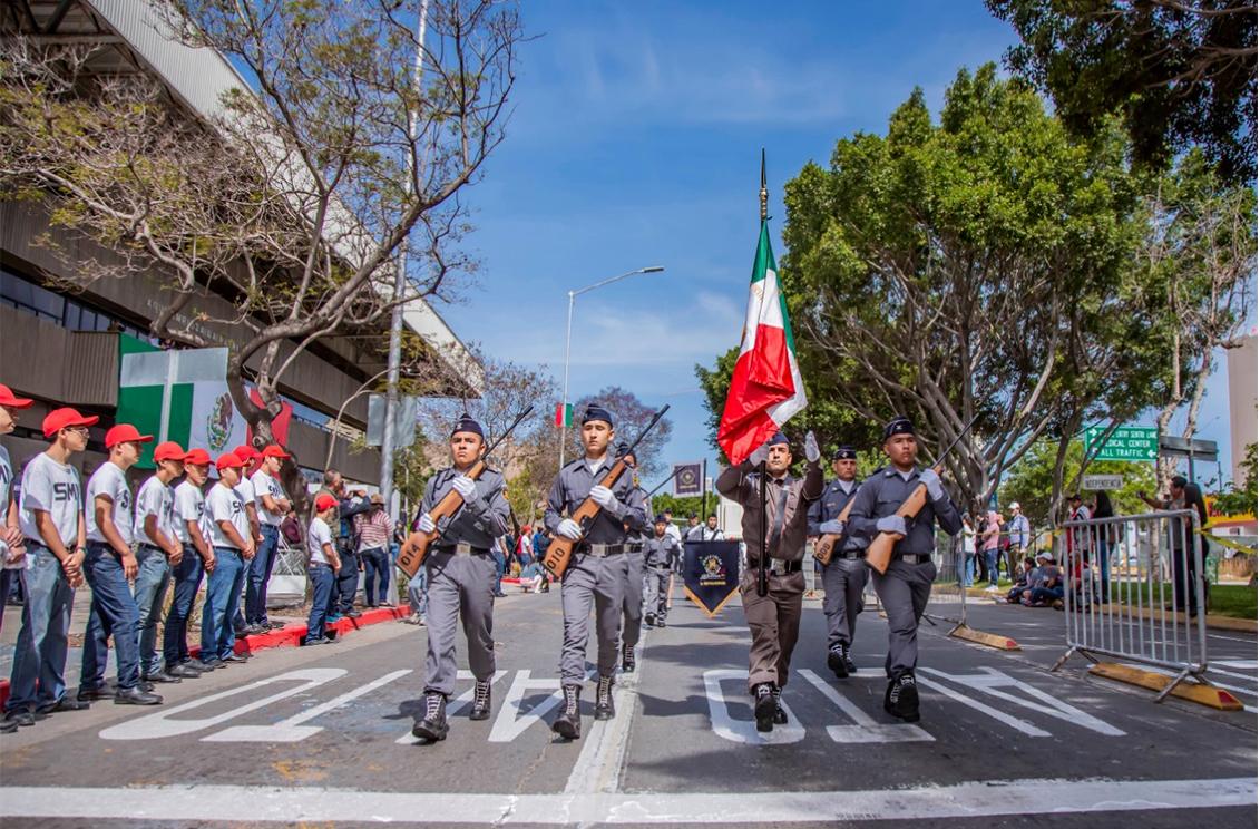 Convocan a participar en Desfile del 16 de Septiembre