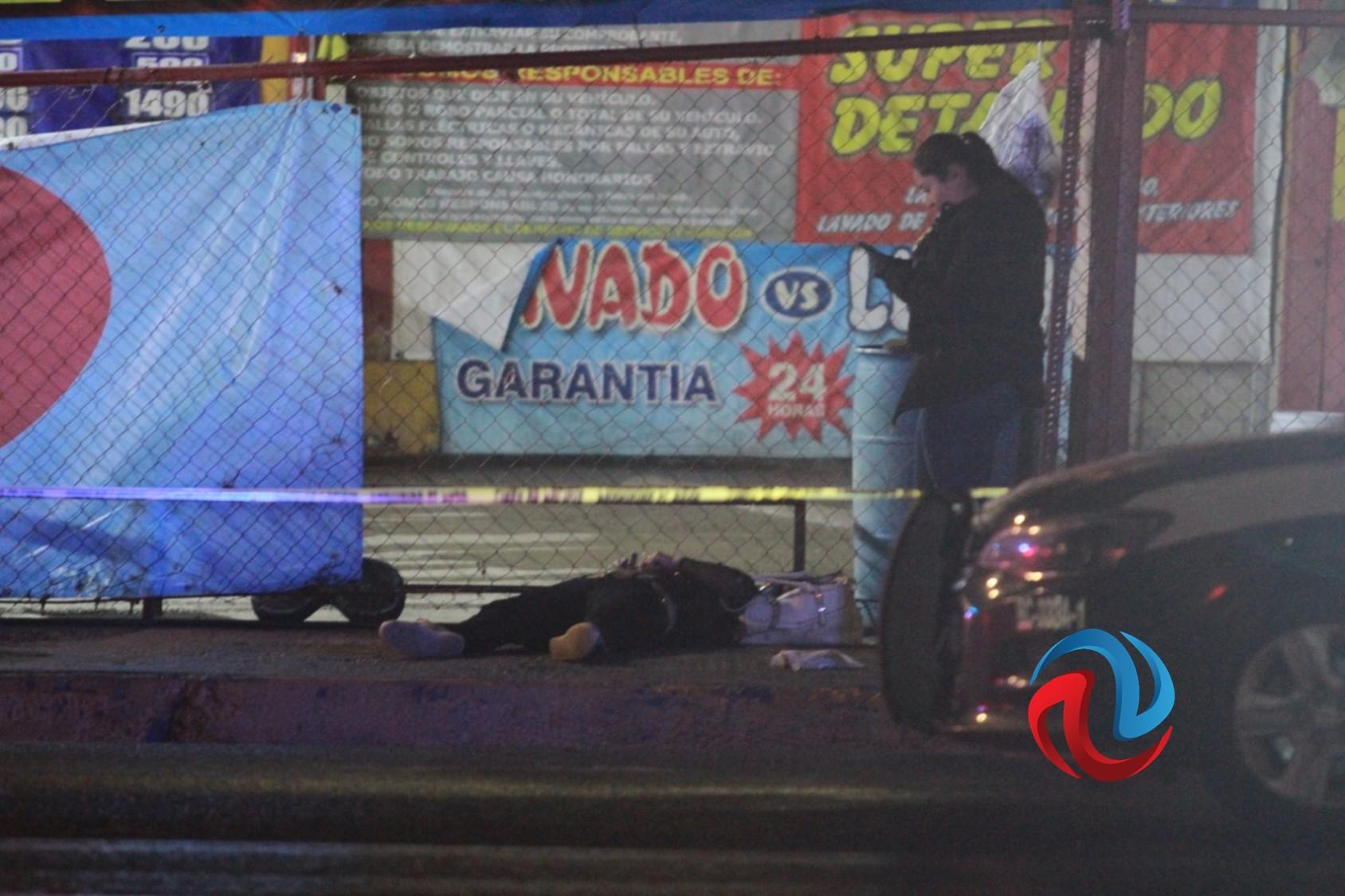 Asesinan a mujer de un tiro en la cabeza
