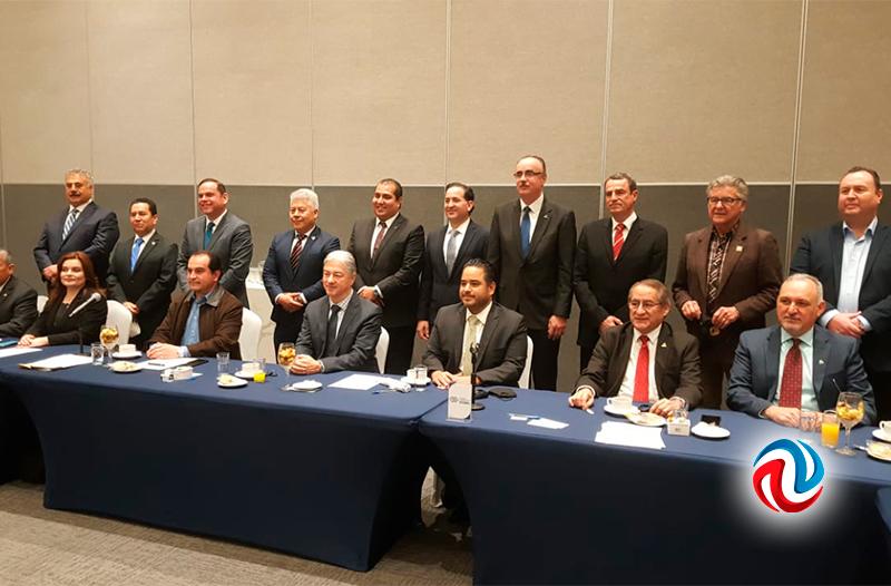 Rubio Rangel asume presidencia del CCE 2021