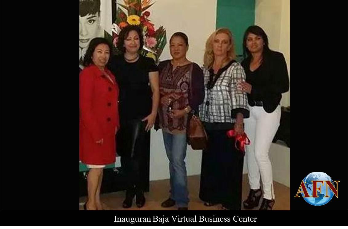 Inauguran Baja Virtual Business Center