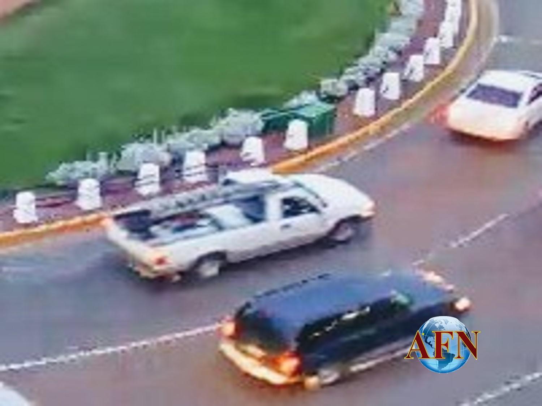 Ataque armado en Zona Río