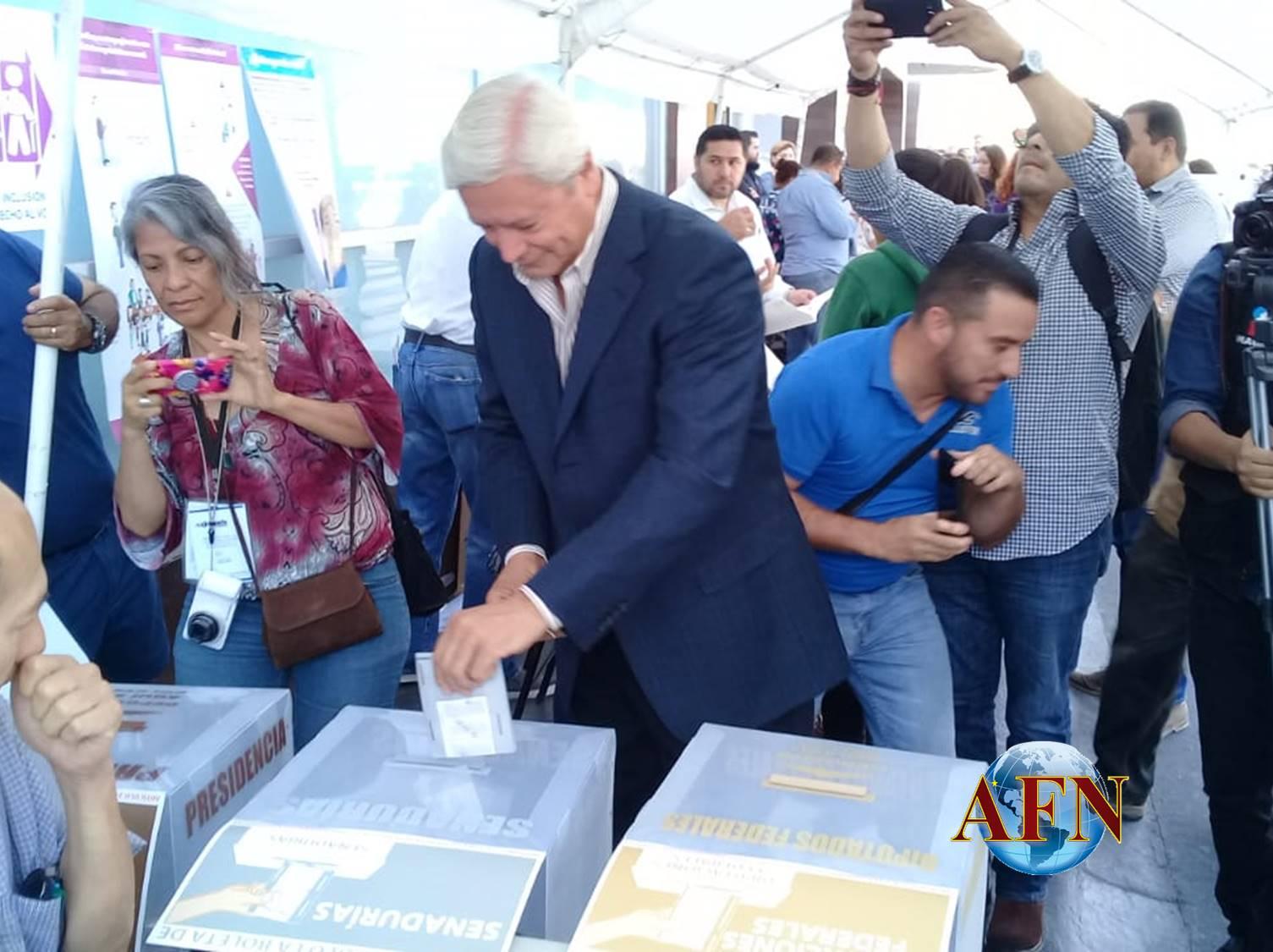 Minuto a minuto Elecciones BC 2018