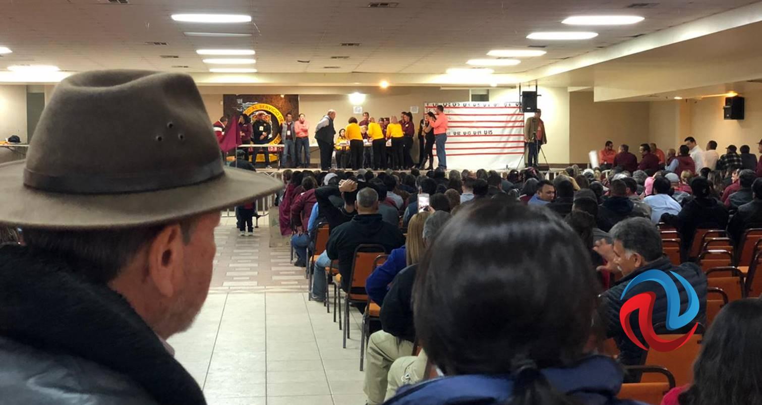 Manuel Guerrero gana elecciones de burócratas en Mexicali