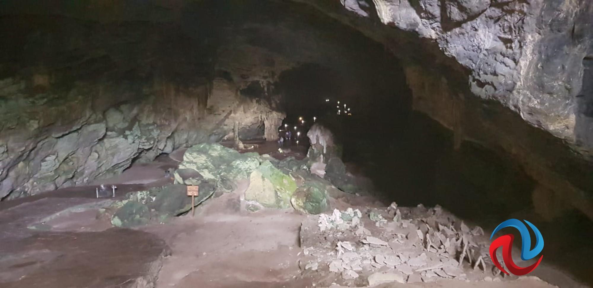 Las Grutas de Cacahuamilpa, 85 millones de años de historia