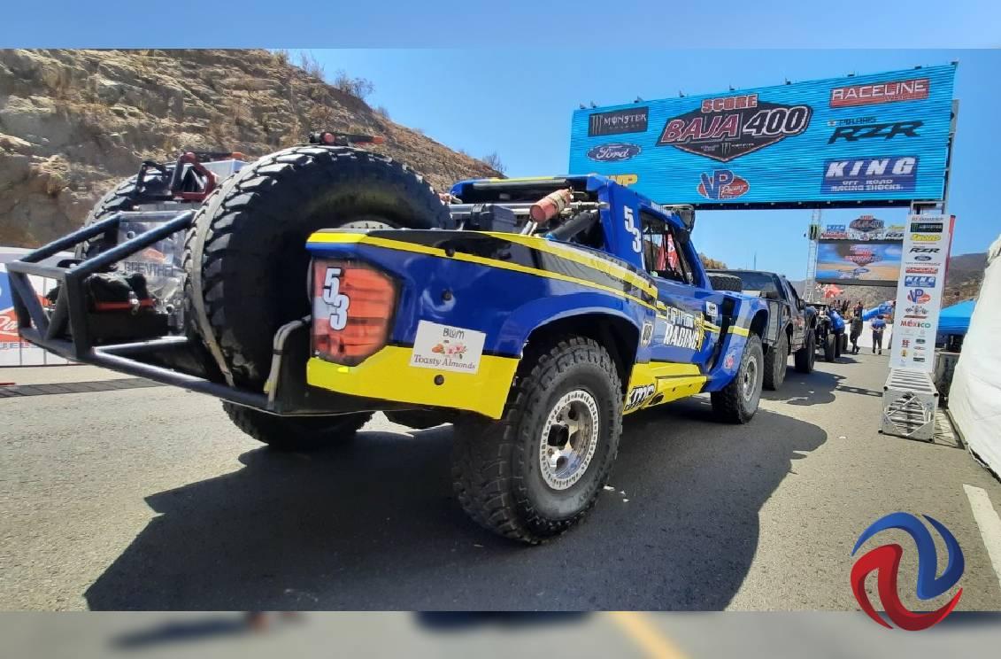 Un total de 193 equipos participarán en la carrera Baja 400