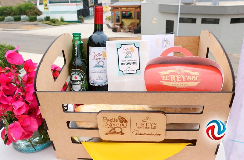 Celebró Cetys virtualmente su edición especial de la Paella de Verano