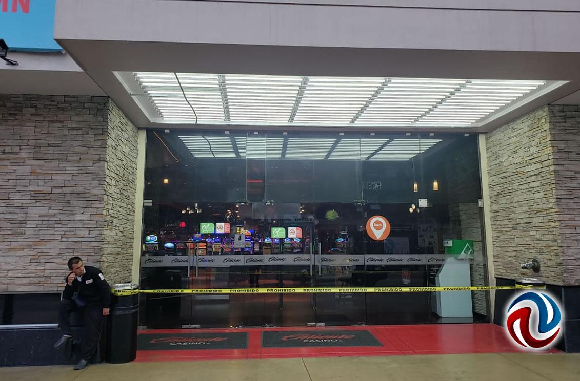 Lo asesinan en casino de la avenida Revolución