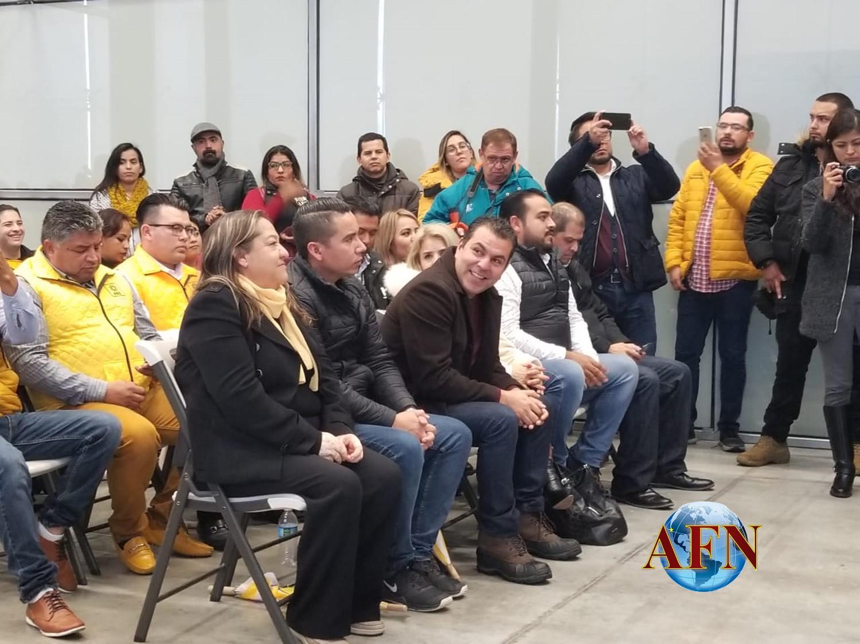 PRD registrará ciudadanos para diputaciones