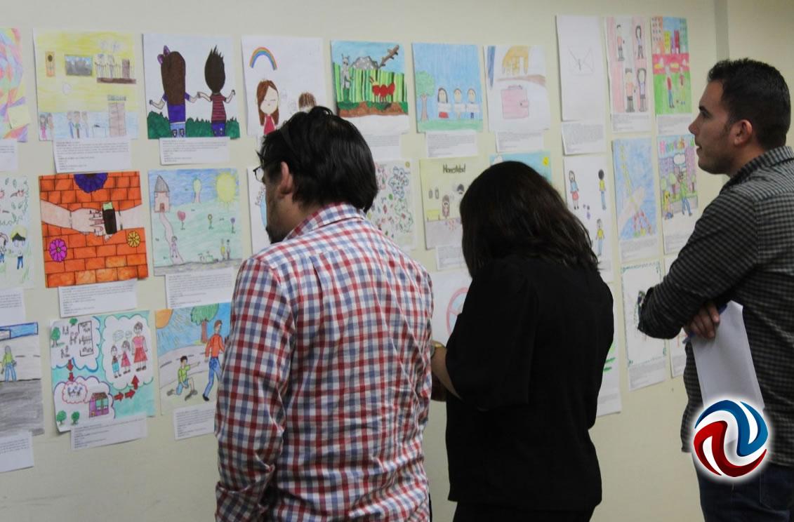 Ganan tecatenses concurso estatal de dibujo
