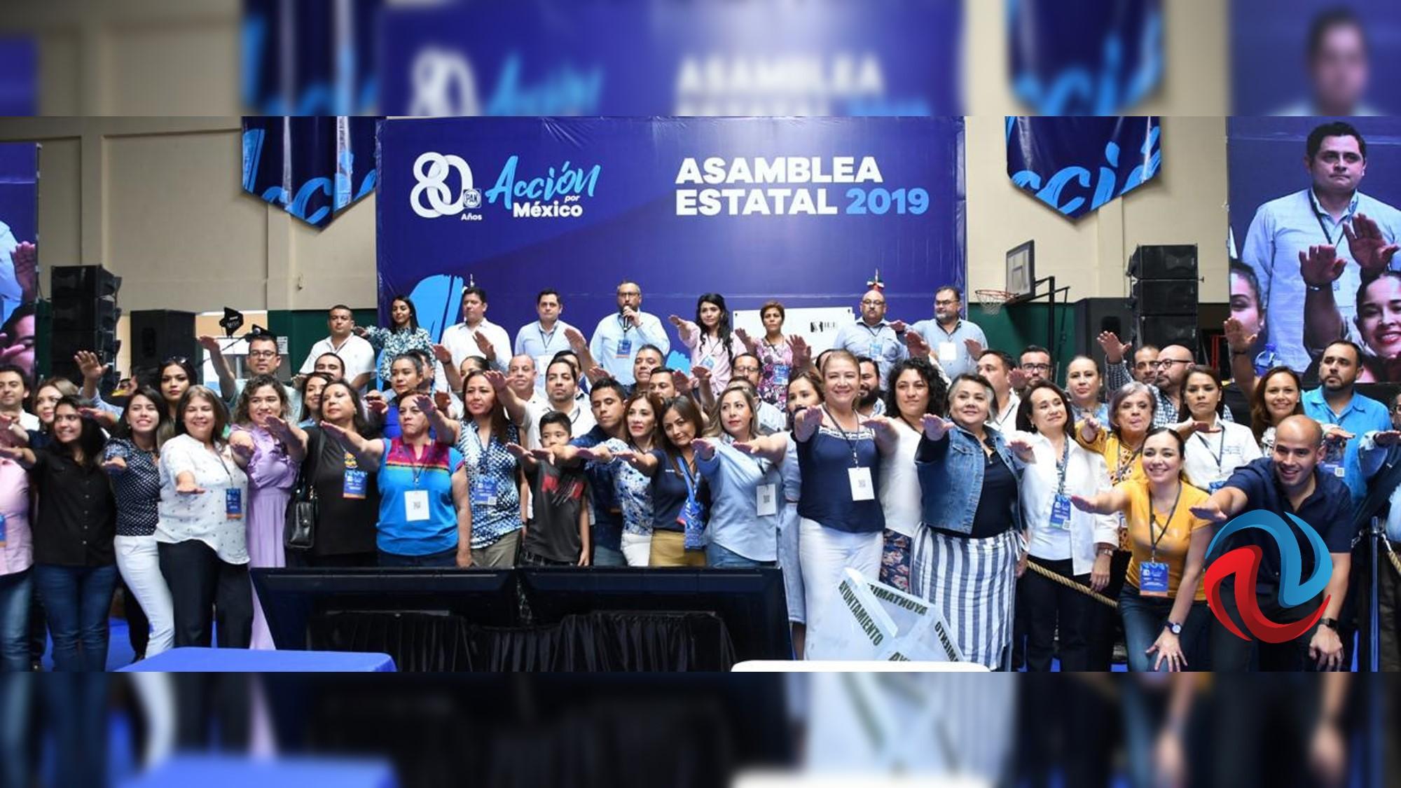 Acción Nacional renovó a consejeros nacionales por Baja California