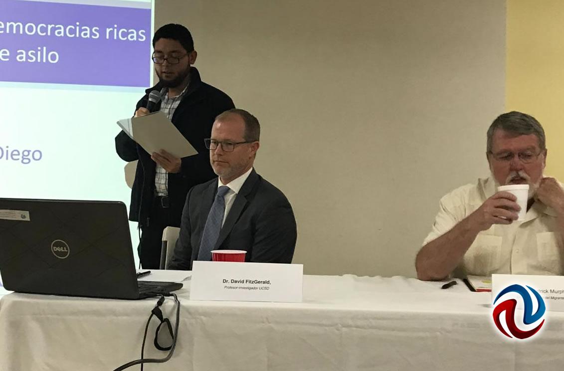 Sí habrá crisis migratoria en México, dice Murphy