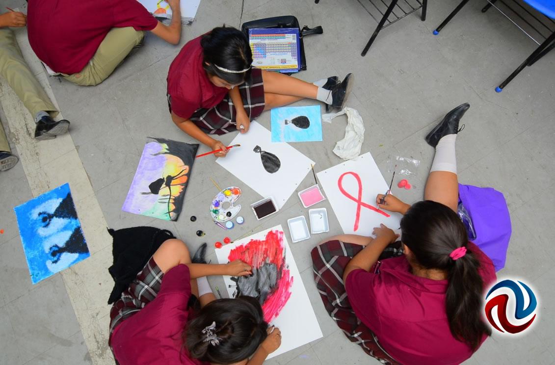 Linces del Cecyte finalizan sus cursos artísticos y cívicos