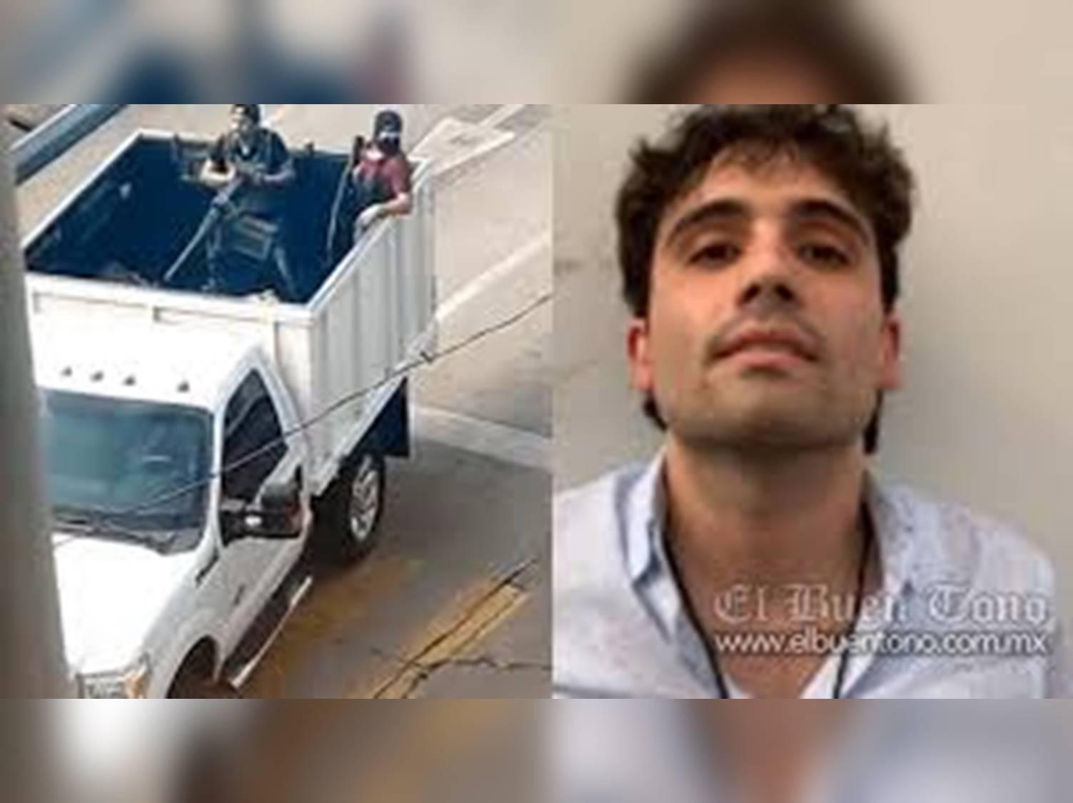 Detención de hijo del Chapo desató el infierno en Sinaloa