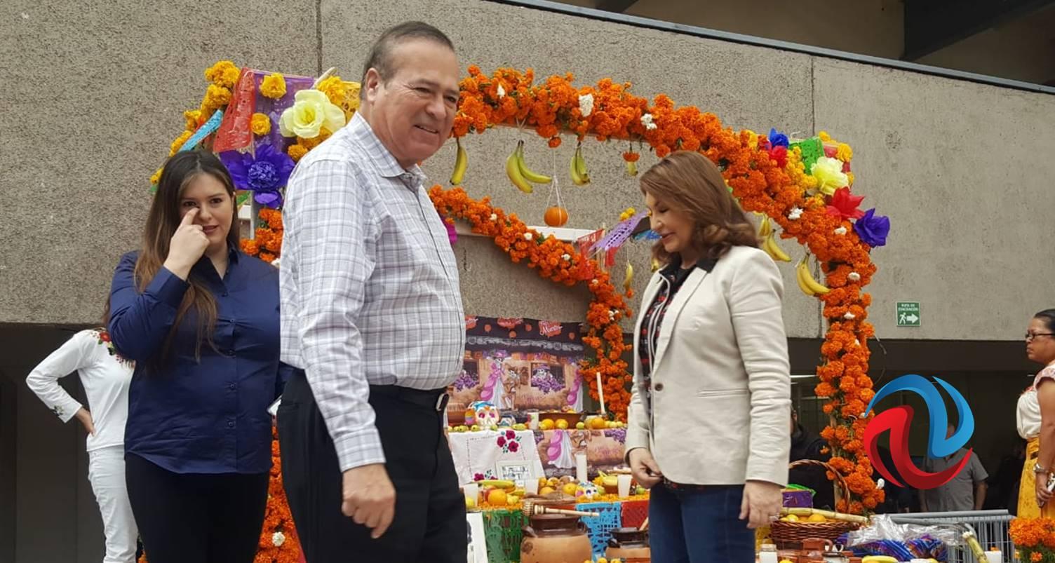 Se prepara Tijuana para recordar a sus muertos