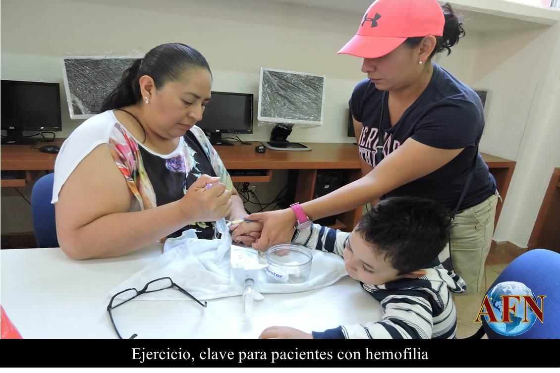 Ejercicio, clave para pacientes con hemofilia