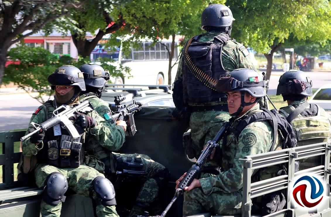 Suman 197 fusileros de fuerzas especiales a Culiacán