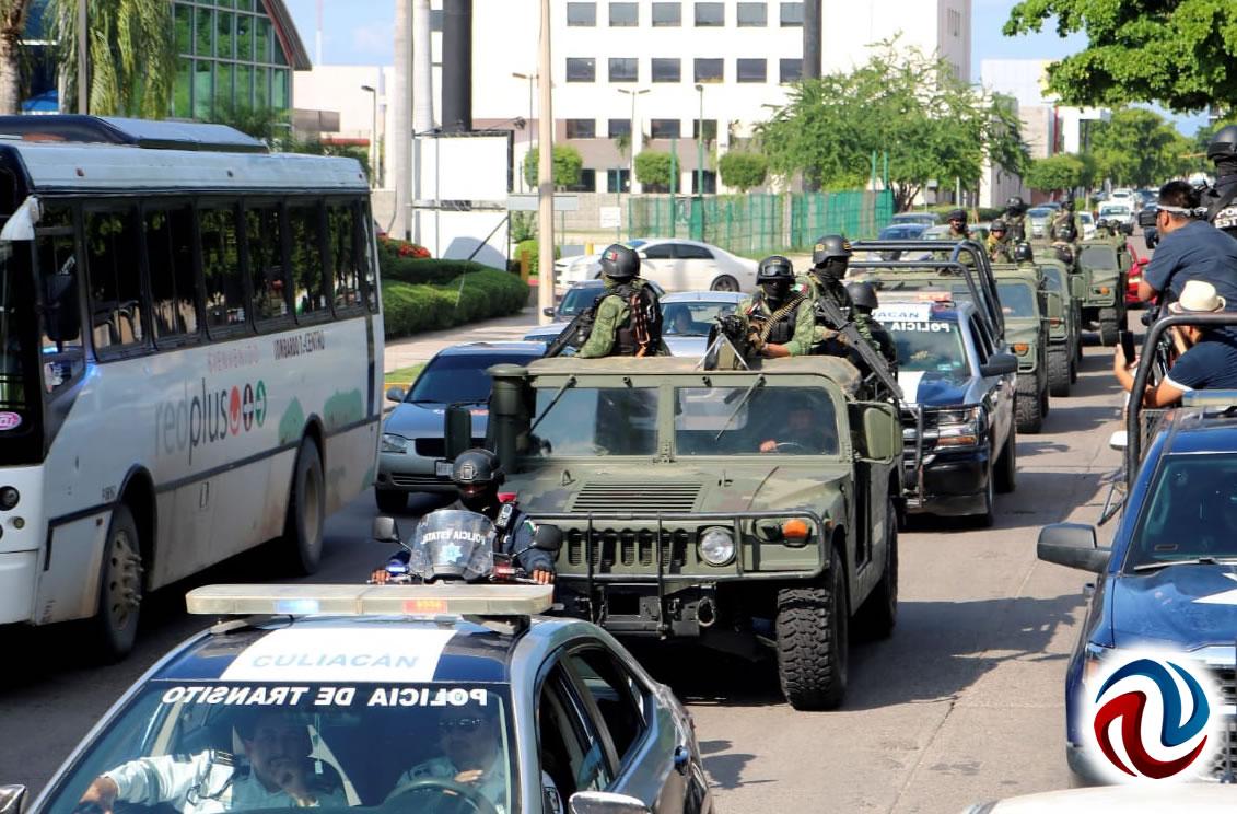 Culiacán vuelve a la normalidad: Gobernador