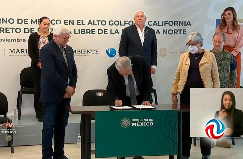 Encabeza AMLO evento de evaluación de programas en Tecate