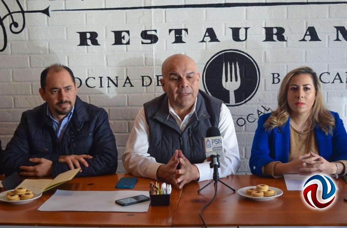 El PAN no se quería eternizar: Méndez