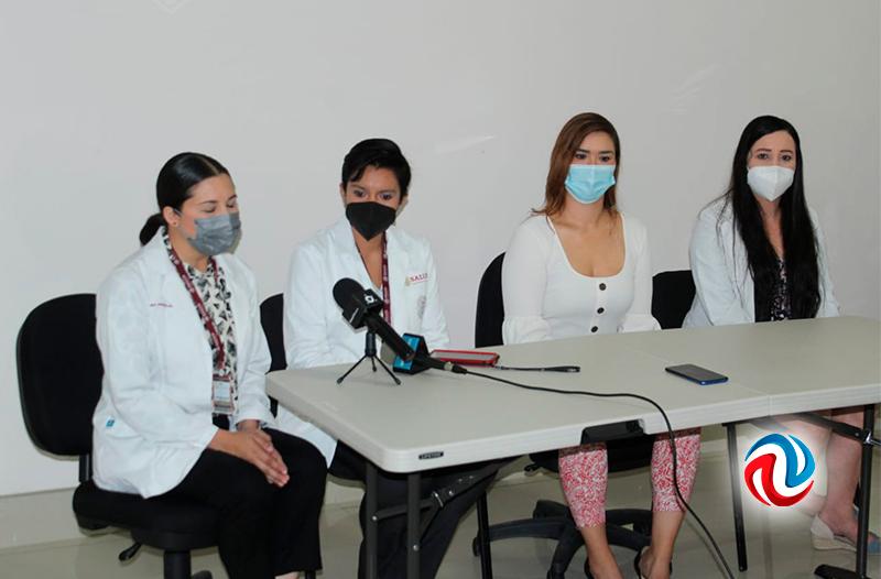 Salud busca espacios públicos libres para la lactancia