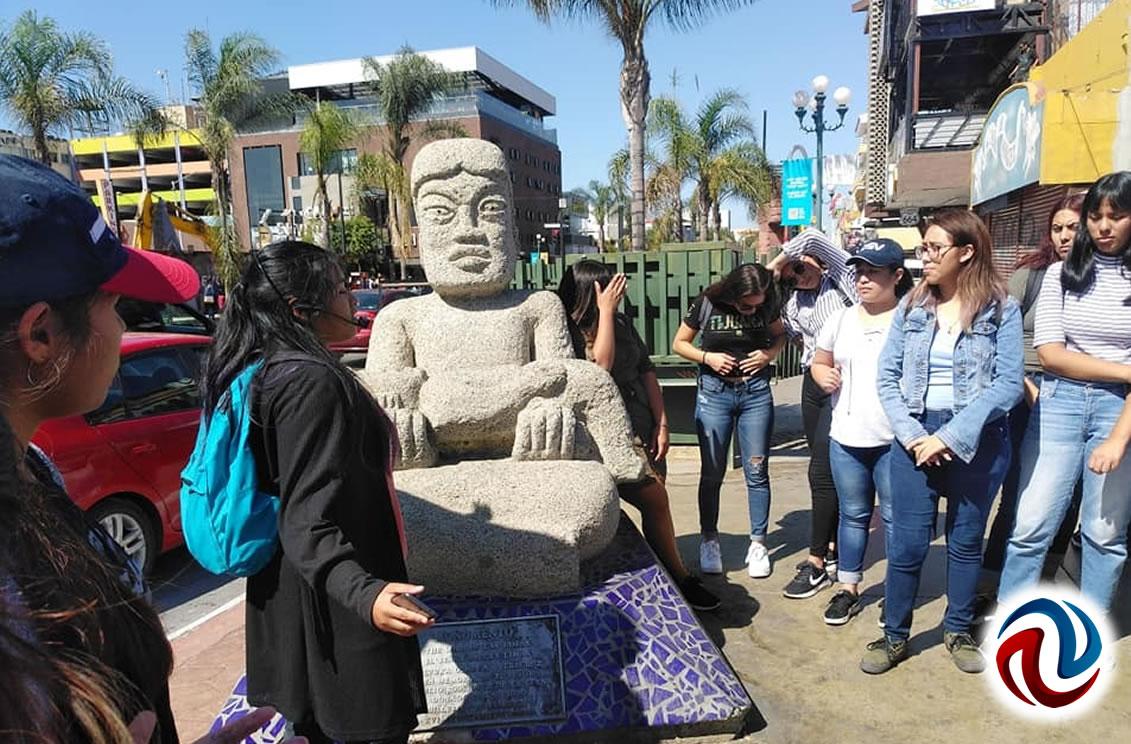 Estudiantes de turismo conocen oferta en Tijuana