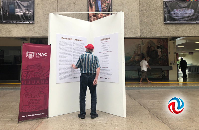 Inauguró IMAC la exposición fotográfica En el 132... Atisbos
