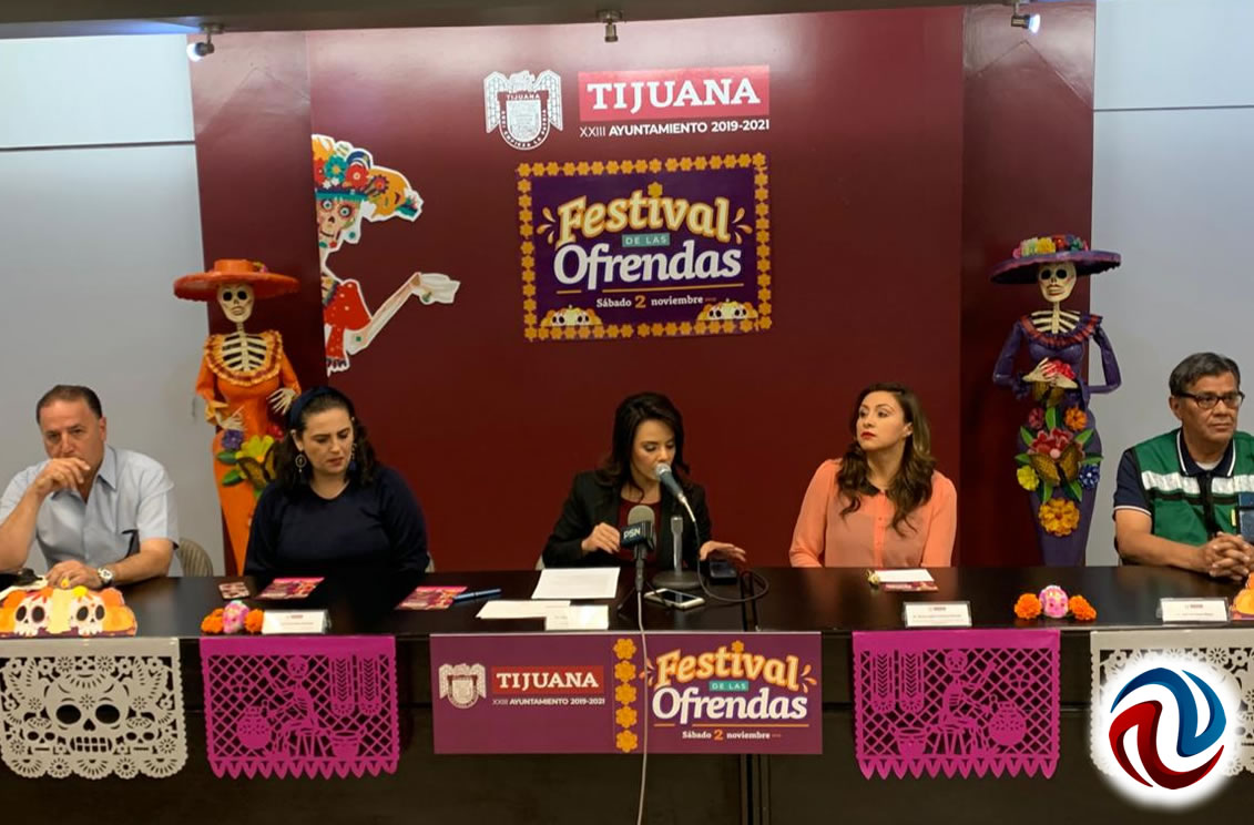 Harán Festival de Ofrendas en Palacio