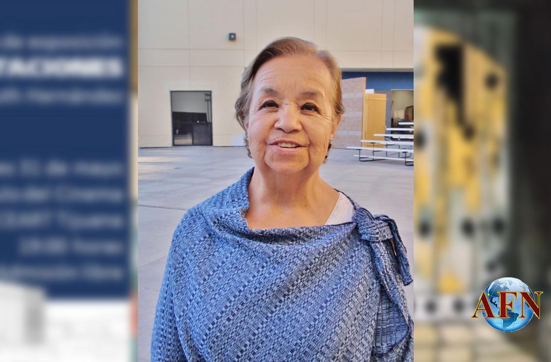 Fragmentaciones de Ruth Hernández en CEART Tijuana