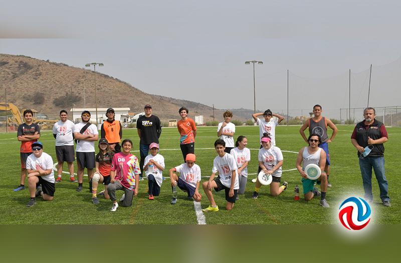 Anuncia IMDET clínica virtual de fundamentos técnicos de frisbee