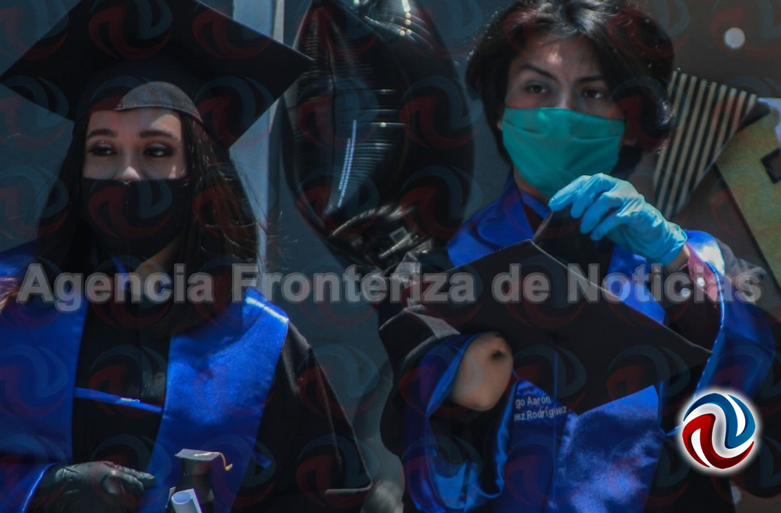 Graduación en tiempos de pandemia