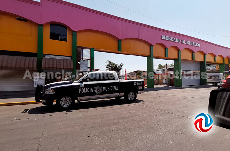 Ejecutaron a un hombre dentro del Mercado Hidalgo