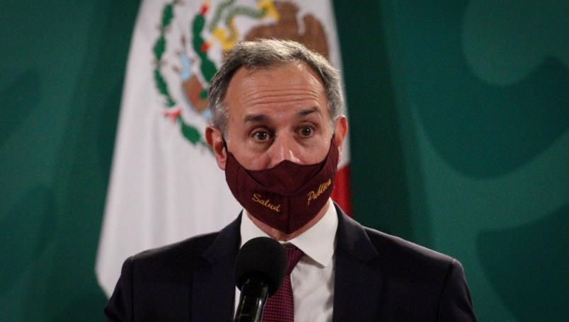 López-Gatell ya se encuentra en su domicilio: Ssa