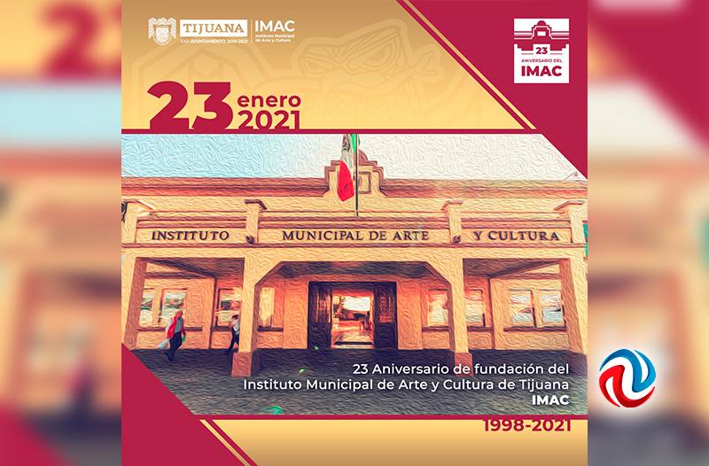Celebró IMAC su 23 Aniversario con un programa virtual