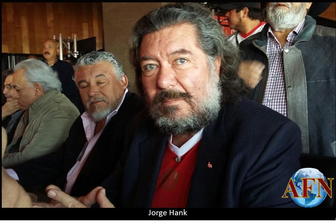 Resultado de imagen para Jorge Hank  AFN
